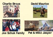 BC Cowboy Hall of Fame Recipients for 2018